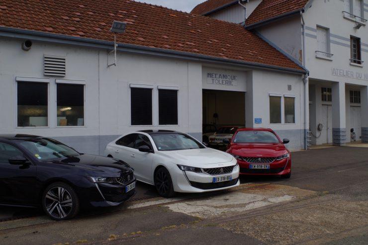 Ateliers du musee Peugeot TA FM 2