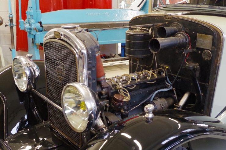 Ateliers du musee Peugeot TA FM 23