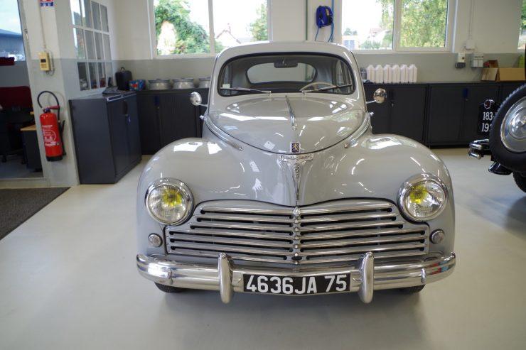 Ateliers du musee Peugeot TA FM 25