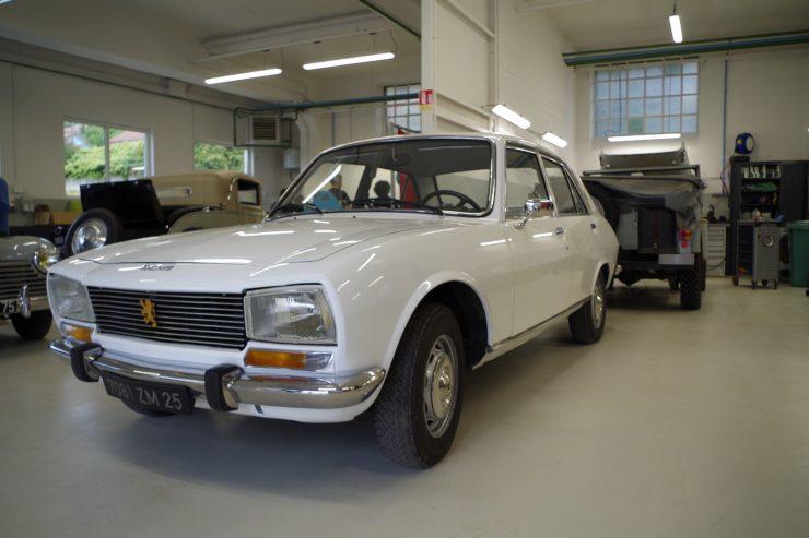 Ateliers du musee Peugeot TA FM 28