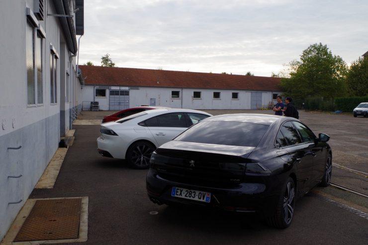 Ateliers du musee Peugeot TA FM 29