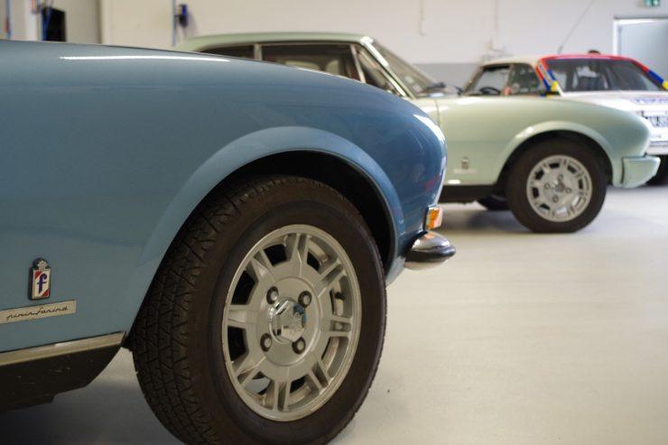 Ateliers du musee Peugeot TA FM 32