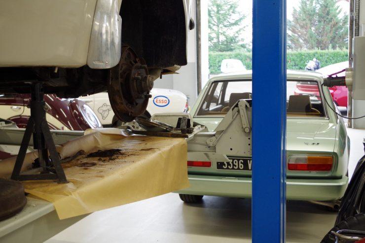 Ateliers du musee Peugeot TA FM 39