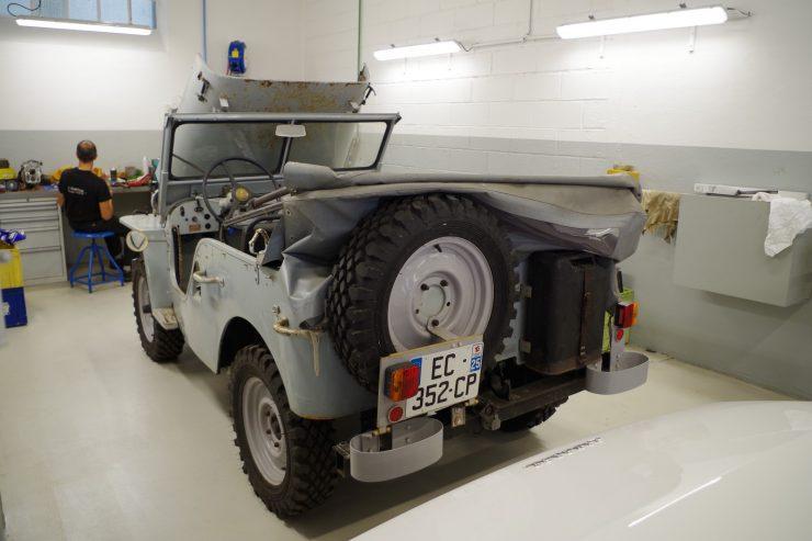 Ateliers du musee Peugeot TA FM 4