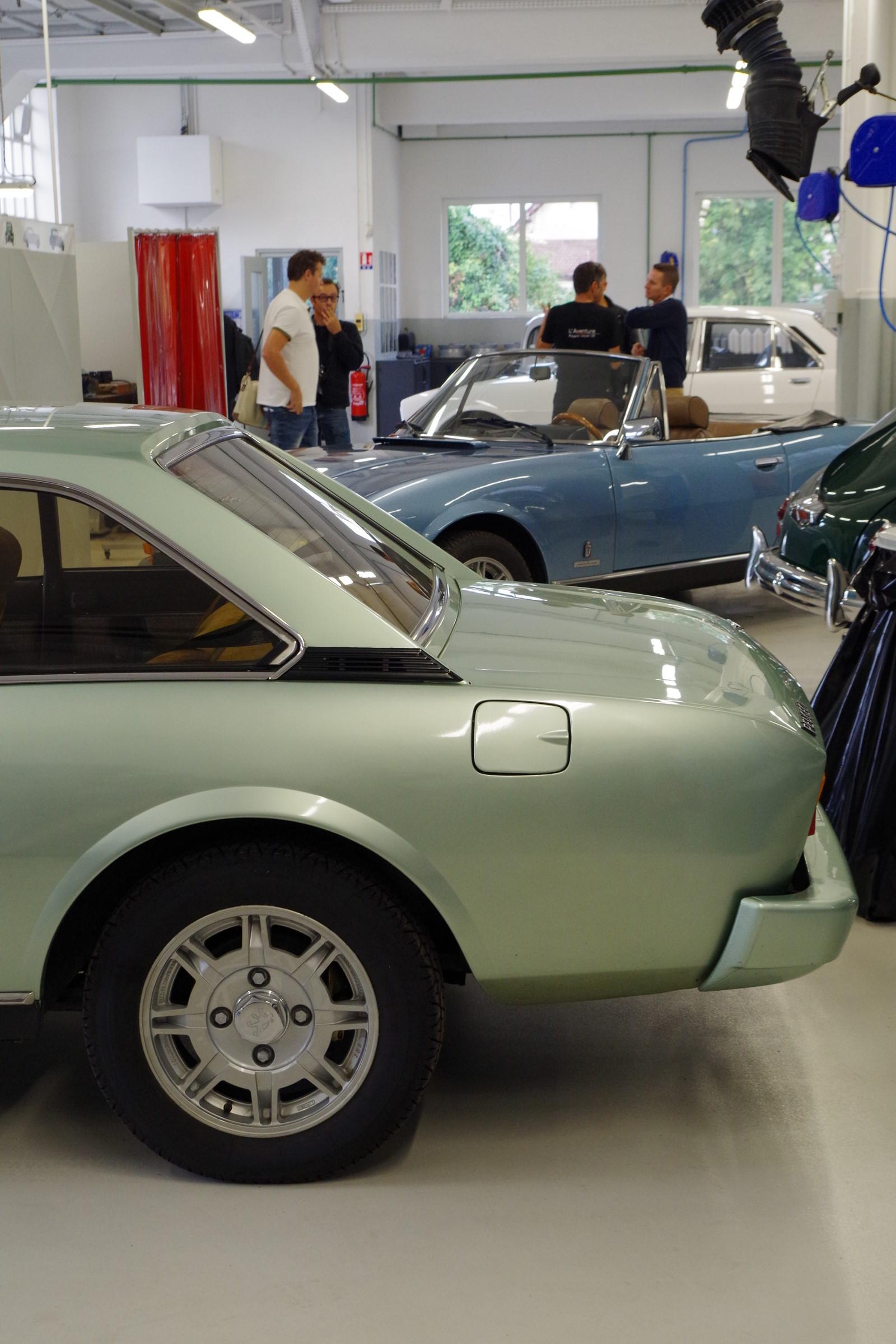 Ateliers du musee Peugeot TA FM 41