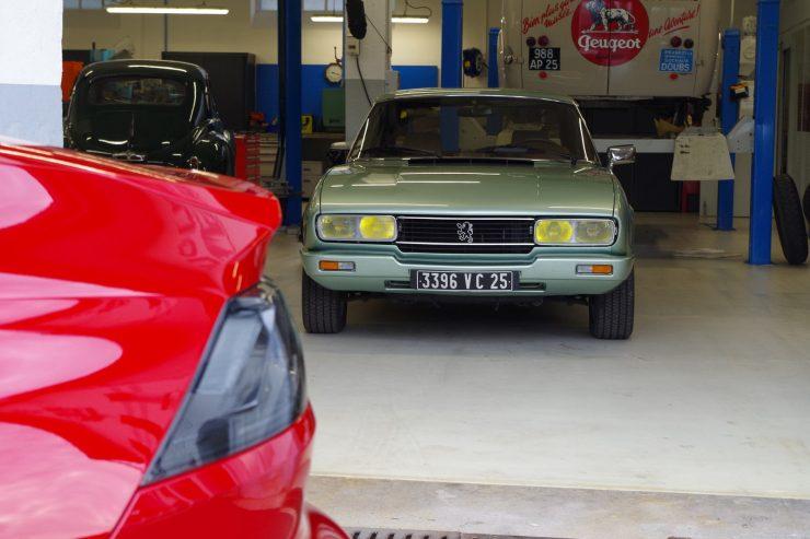 Ateliers du musee Peugeot TA FM 43