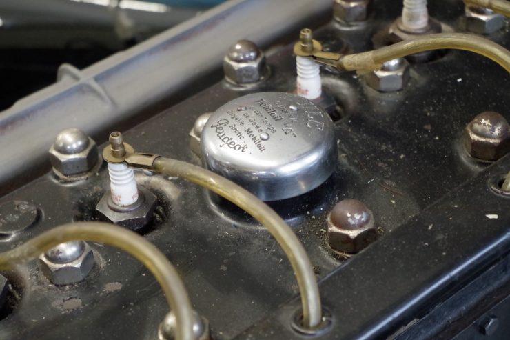 Ateliers du musee Peugeot TA FM 46