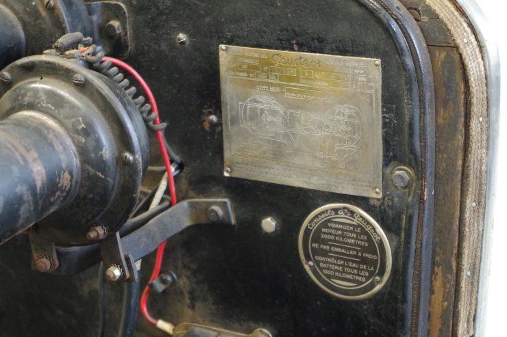 Ateliers du musee Peugeot TA FM 47
