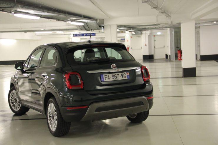 Essai Fiat 500X 1.0 Firefly 120ch 49