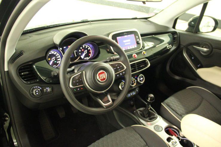 Essai Fiat 500X 1.0 Firefly 120ch 55
