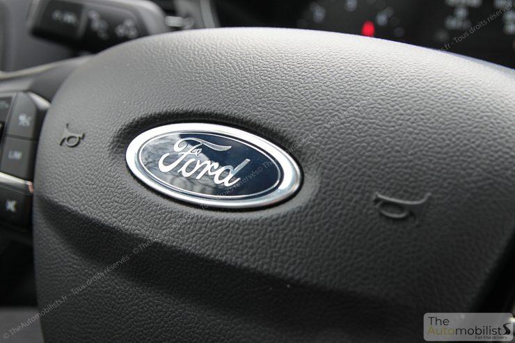 Essai Ford Focus Titanium 25