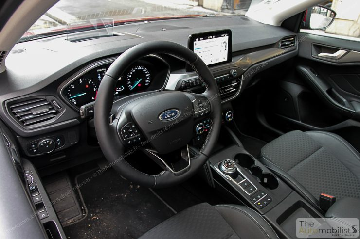 Essai Ford Focus Titanium
