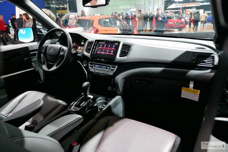 Honda 007