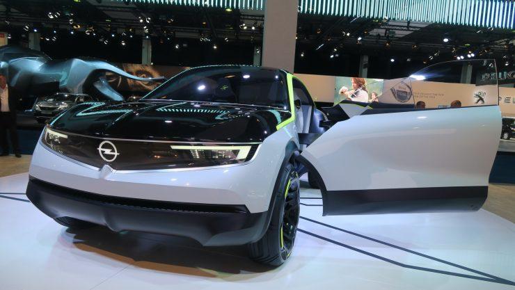 Opel GT X Experimental concept TA FM 2019 20