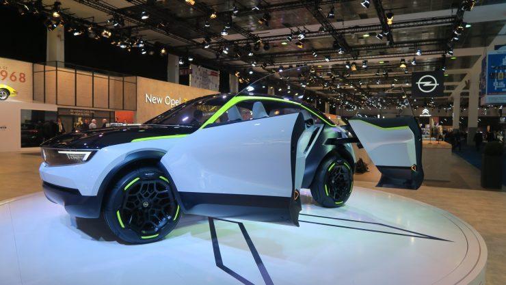Opel GT X Experimental concept TA FM 2019 21