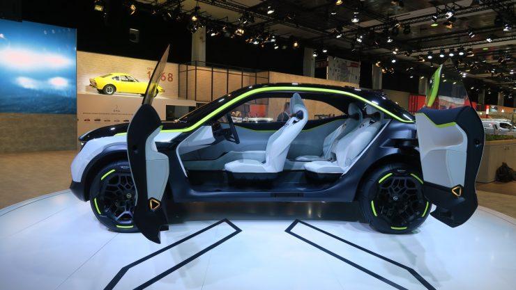 Opel GT X Experimental concept TA FM 2019 22