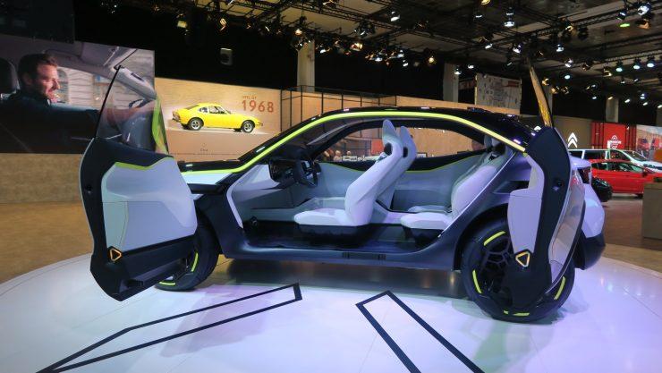 Opel GT X Experimental concept TA FM 2019 23