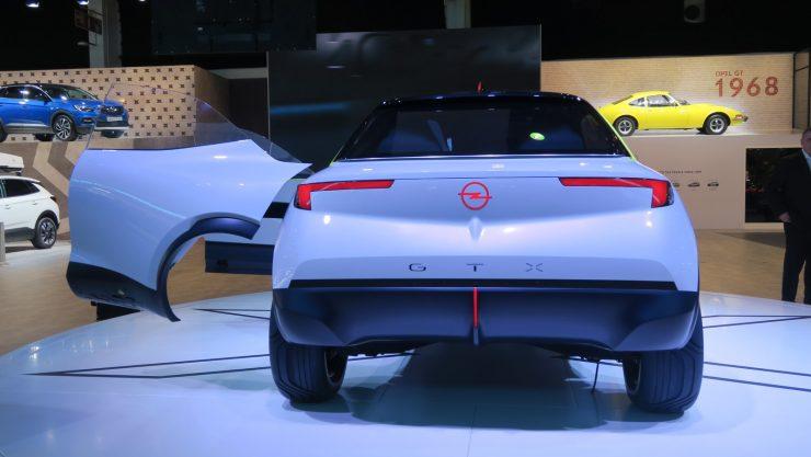 Opel GT X Experimental concept TA FM 2019 26