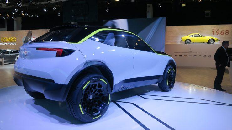Opel GT X Experimental concept TA FM 2019 27