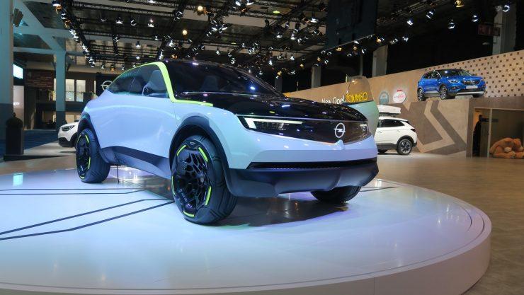 Opel GT X Experimental concept TA FM 2019 30