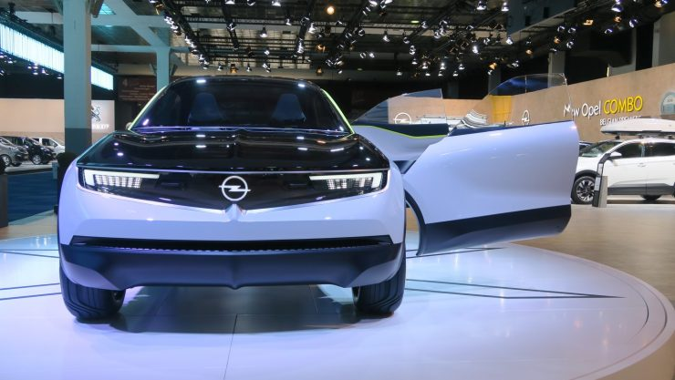 Opel GT X Experimental concept TA FM 2019 31