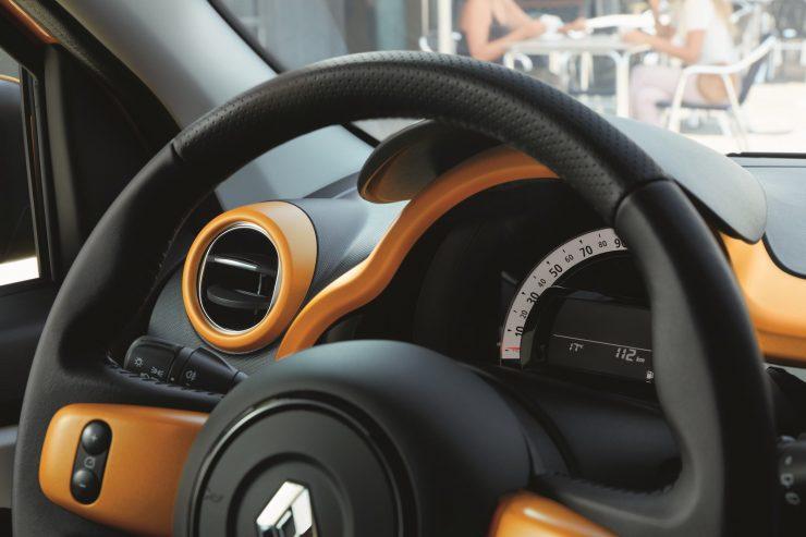 Renault Twingo restylee 19