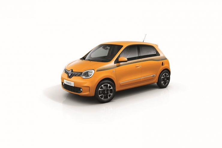 Renault Twingo restylee 3