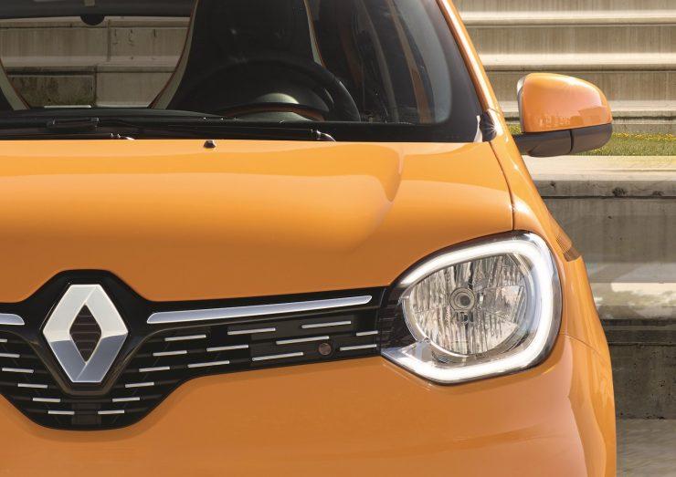 Renault Twingo restylee 30