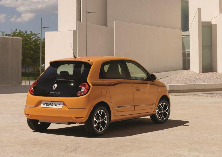 Renault Twingo restylee 31
