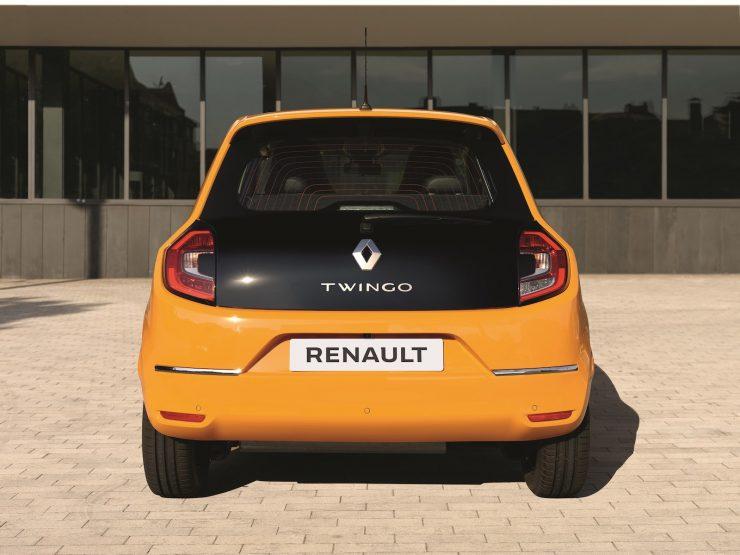 Renault Twingo restylee 32
