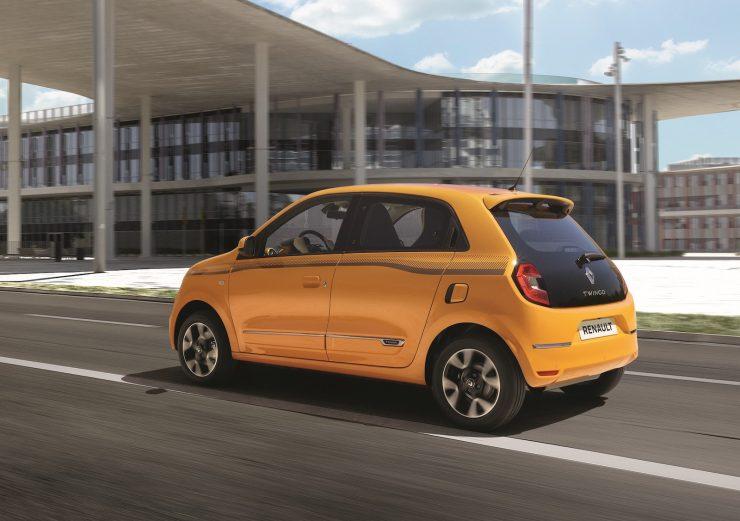Renault Twingo restylee 39
