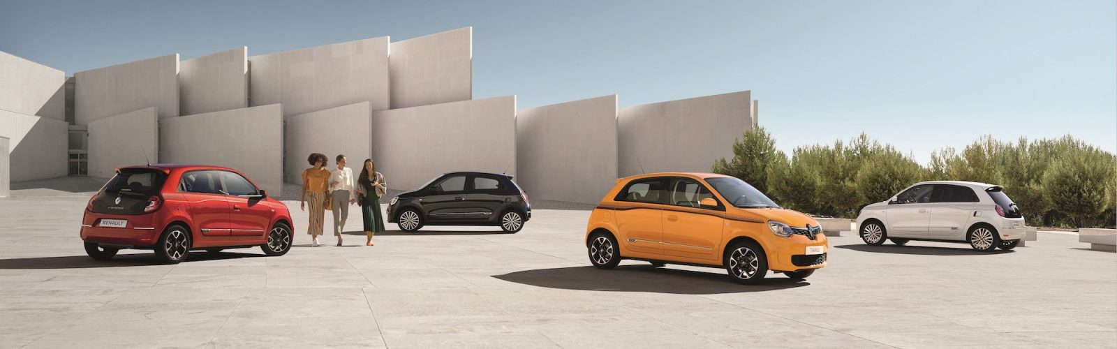 Renault Twingo restylee 42