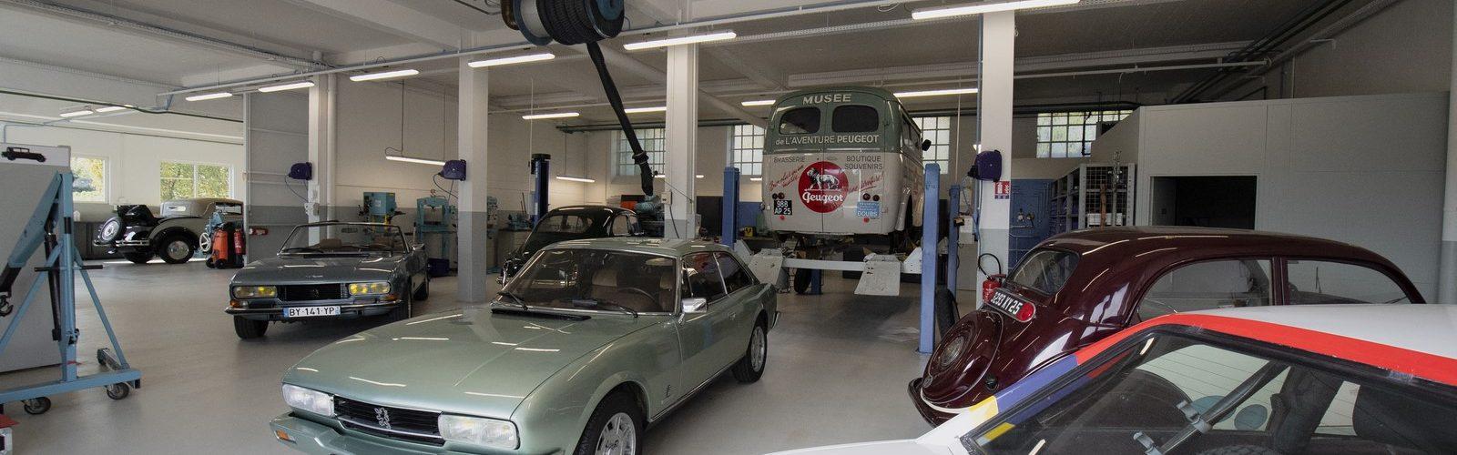 Road trip Peugeot 504 2