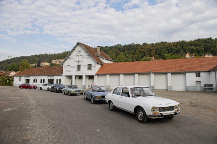 Road trip Peugeot 504 26