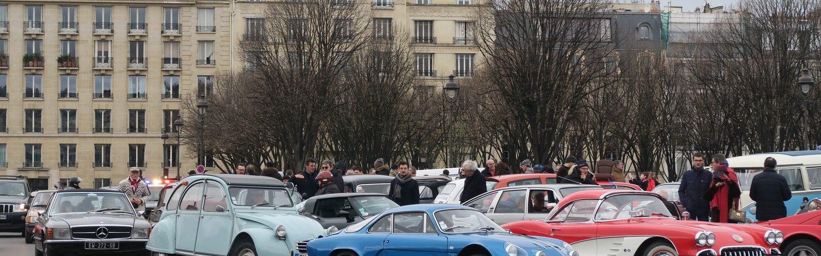 Traversee de Paris hivernale 2019 FM 110