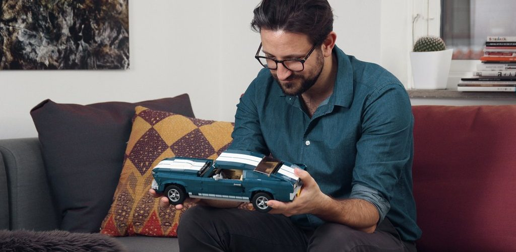 2019 Lego Ford Mustang 1967 26
