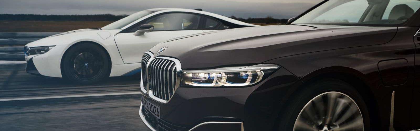 BMW Salon de Geneve Titre