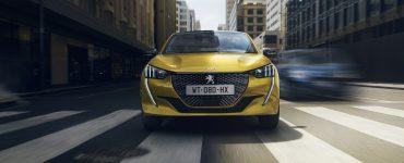 Nouvelle Peugeot 208 2019 LNA 10