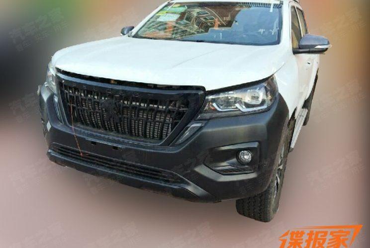 Peugeot Changan Pick Up