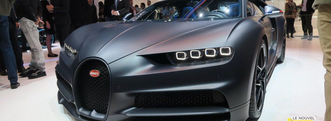 Bugatti Chiron Sport LNA FM Geneva 2019 3