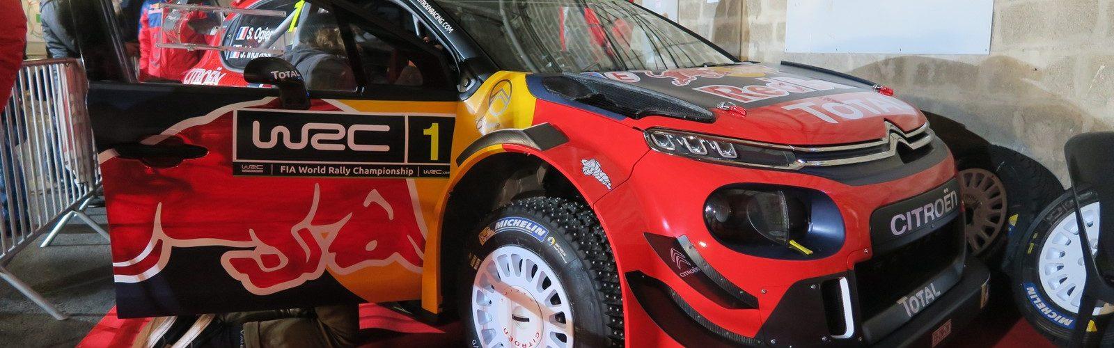 Citroen C3 WRC Sebastien Ogier 2019 LNA FM 59