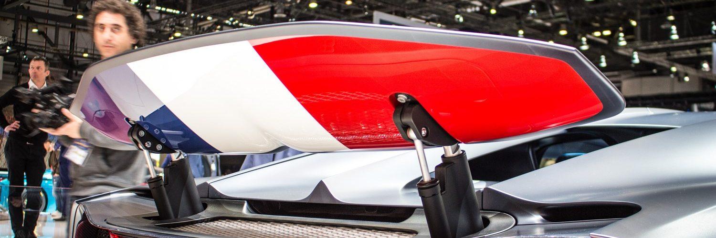 Geneve 2019 Bugatti LNA 113