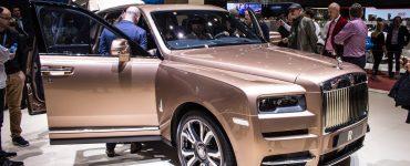 Geneve 2019 Rolls Royce LNA