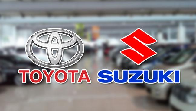 Toyota Suzuki