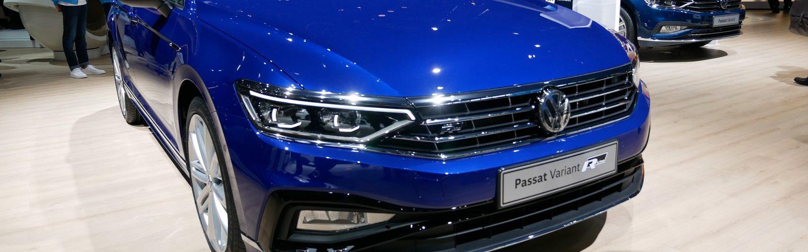 Volkswagen Passat Restylee LNA GA Geneve 2019 22