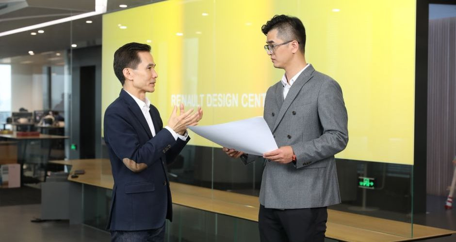 Renault Design Shanghai