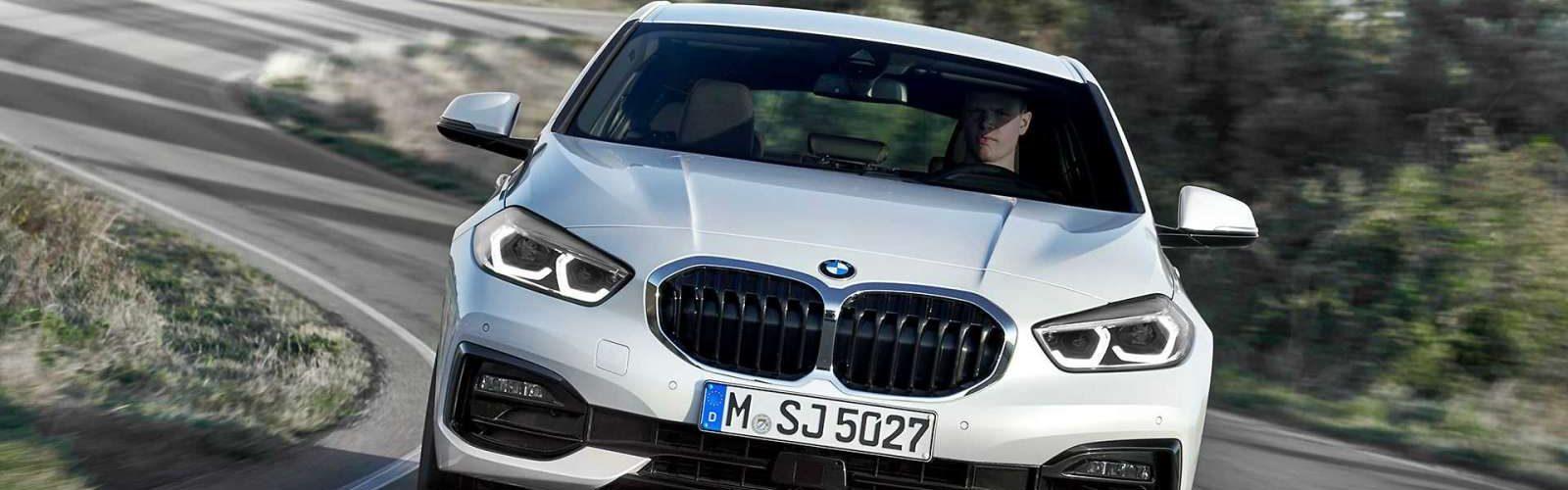 BMW Série 1 2019 F40