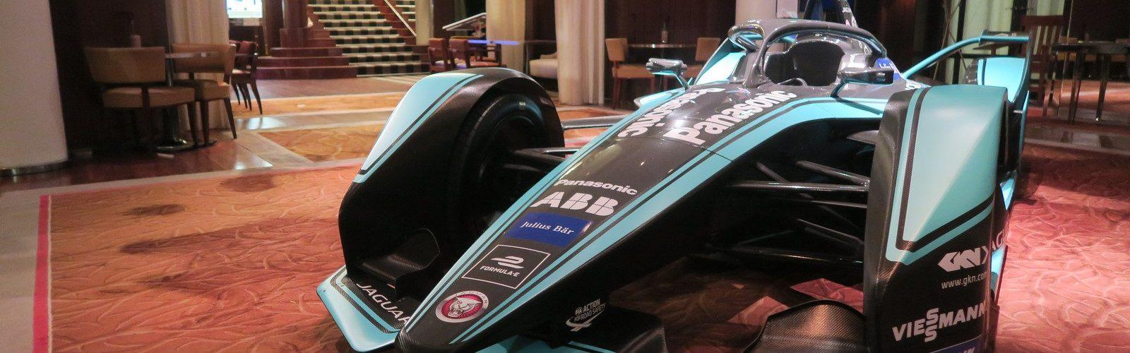 Jaguar I Type III Formule E 14