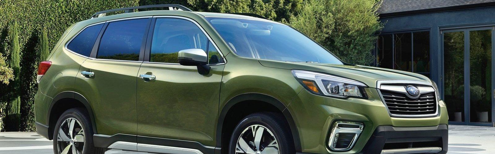 prix Subaru Forester e-Boxer hybride 2019