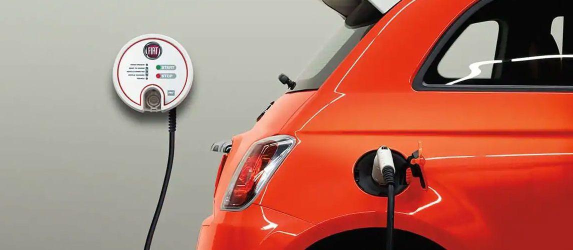 Fiat 500 électrique